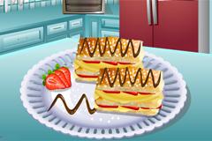 Sara's Cooking Class: Pateurile lui Napoleon