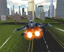 Razboi in Oras cu Avioane