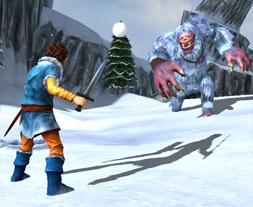 RPG: Confruntarea cu Yeti