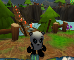 Panda la Joaca