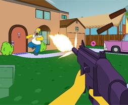 Simpsons Salveaza Orasul 3D