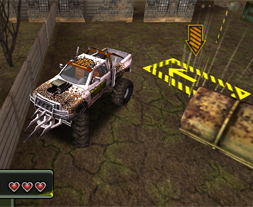 Simulator de Parcat Camioane